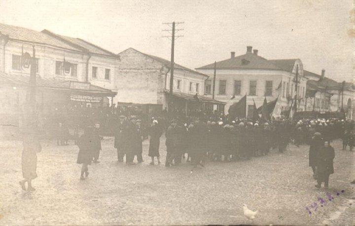 юрьев-польский в старых фотографиях