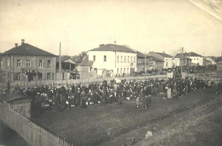 Старые фото Юрьева-Польского (29 фото)
